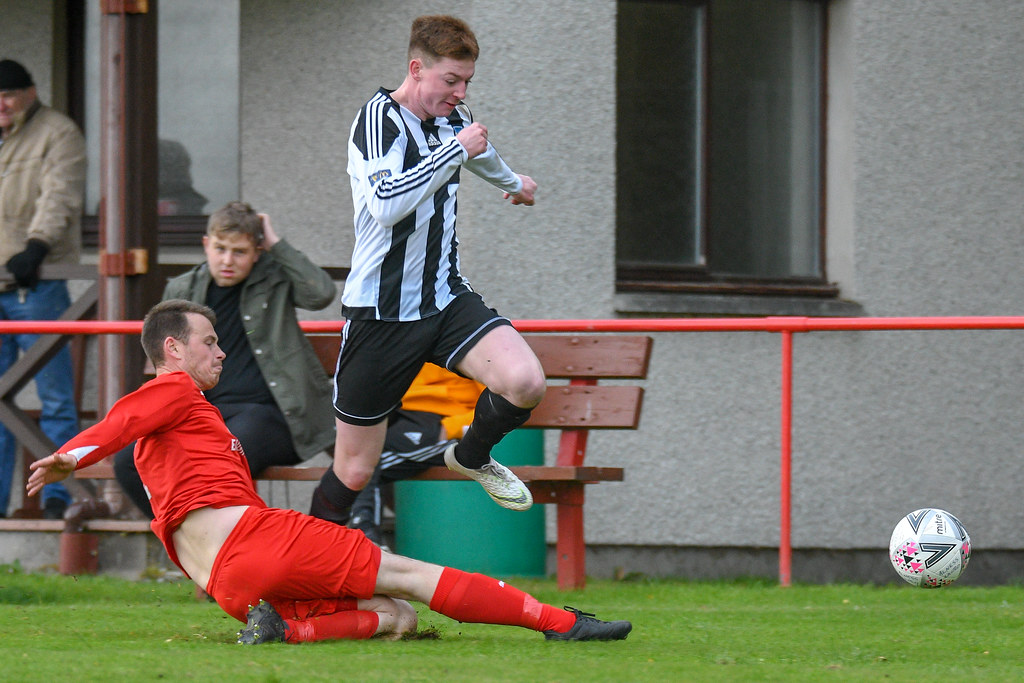 Alness United v Thurso