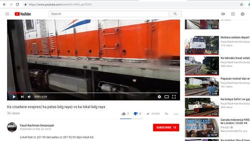Kereta Api Patas Bandung Raya Jadi Kereta Api Cisadane Ekspres