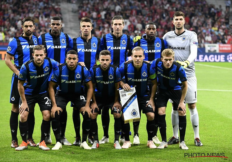 Atlético Madrid - Club Brugge 03-10-2018