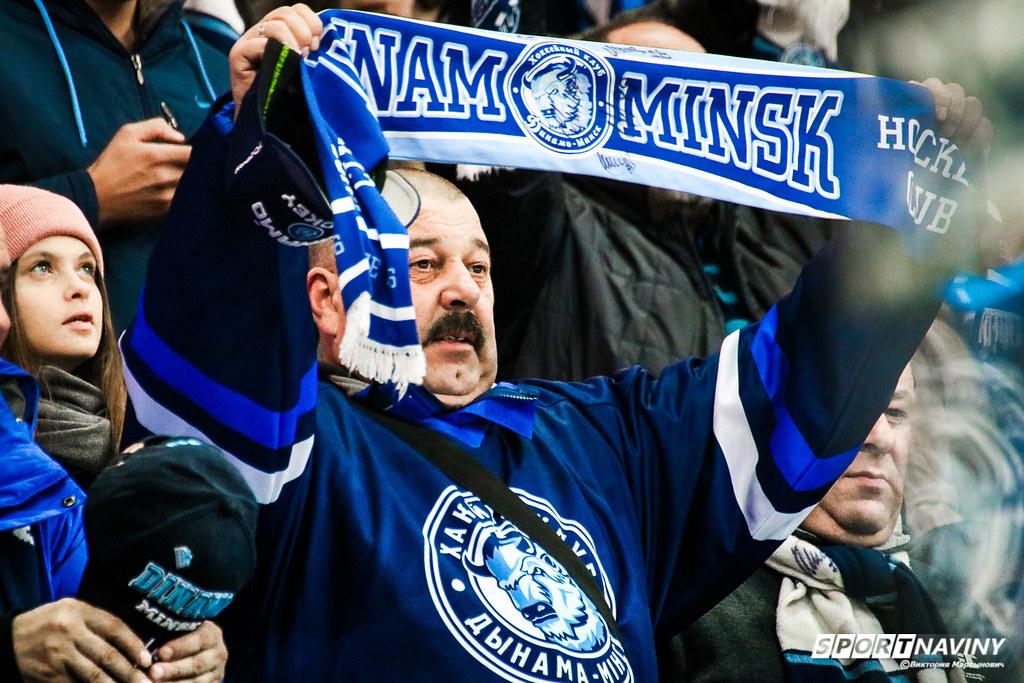 HC Dinamo-Minsk 5:1 HC Sibir. 28/09/2018