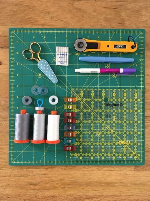 Sewing Retreat essentials