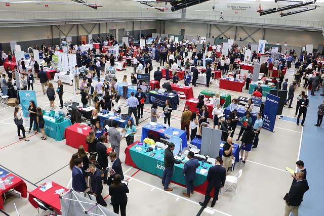 2018 Fall Career & Internship Fair