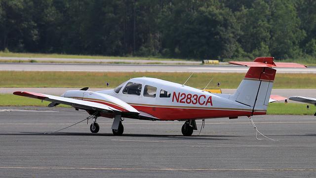 N283CA