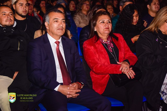 Último show aniversario 139 de Mejillones con presentación de artistas nacionales e internacionales y la coronación de la Reina Mejillones 2018.Fotos Claudio Avendaño