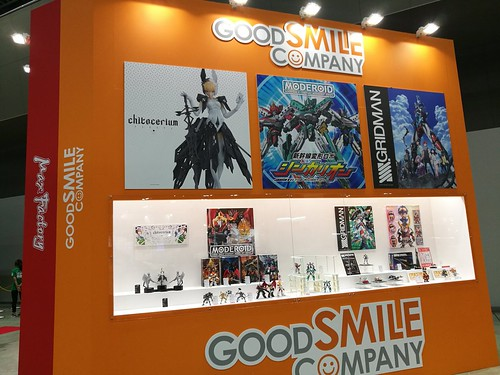 GoodSmile - All Japan Model Show 2018