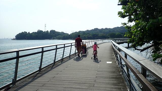 Berlayar Creek Boardwalk
