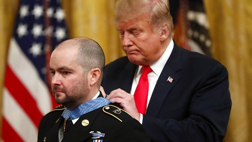 Ronald J. Shurer II Medal of Honor