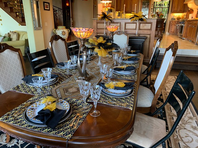 2018 Fall Dinner Party