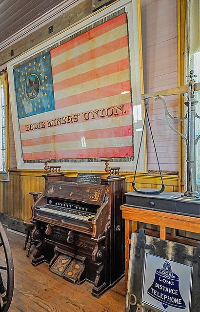 Miners' Union Hall - Bodie, California (9/13/2009)