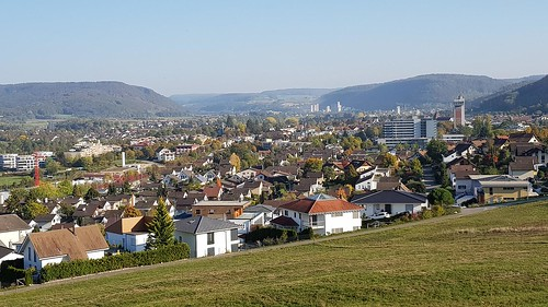 Dem Rhein entlang aufwärts