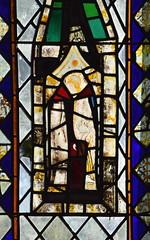 Saint (fragments, composite, 15th Century)