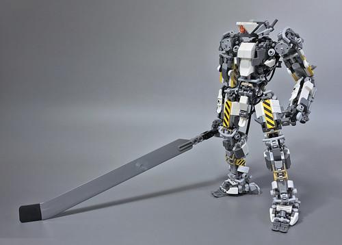 LEGO Robot Mk16-11
