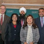 Oct 19'18 - Breakfast with Canada's Minister of Small Business and Export Promotion, Honourable Mary Ng