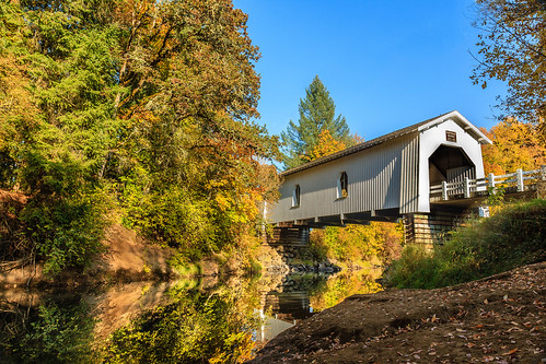 Reflected Hoffman Bridge