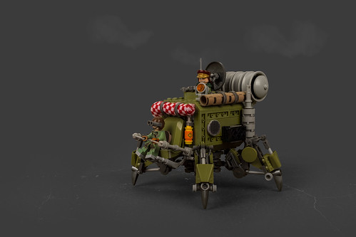TR-47 Krabbeltier