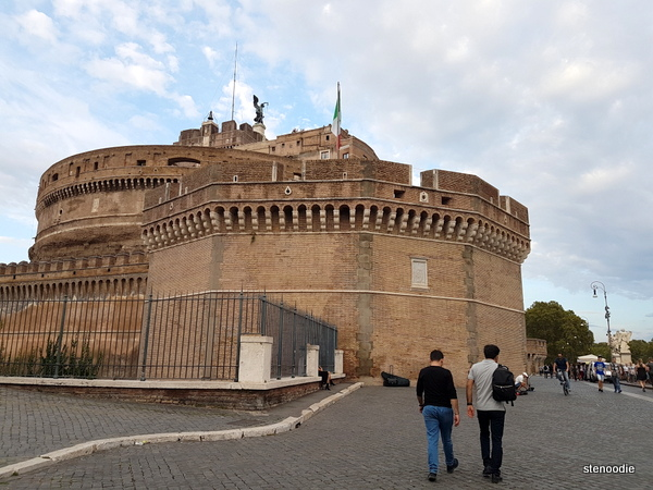 Castle of the Holy Angel (Castel Sant'Angelo)