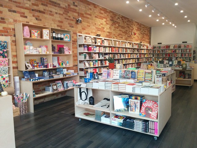 Type in the Junction (5) #toronto #thejunction #dundasstreetwest #typebooks #typebooksjunction #bookstore #latergram