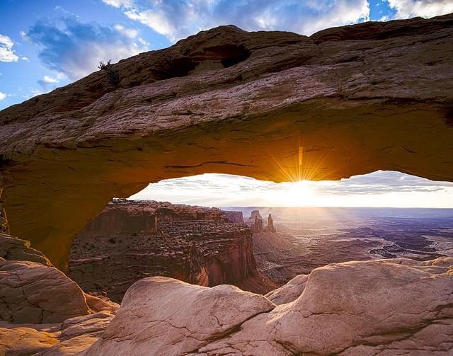 Mesa Arch, Nikon D810, AF-S Nikkor 16-35mm f/4G ED VR
