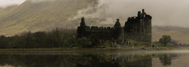 Kilchurn Castle, Canon EOS 760D, Canon EF 75-300mm f/4-5.6 USM