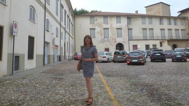 Bergamo - Piazza della, Panasonic DMC-TZ18