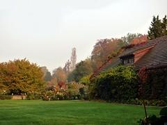 Herbst im Botanischen Garten 2017