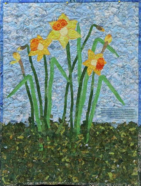 74: O'Daffodil - Cyndi Anderson