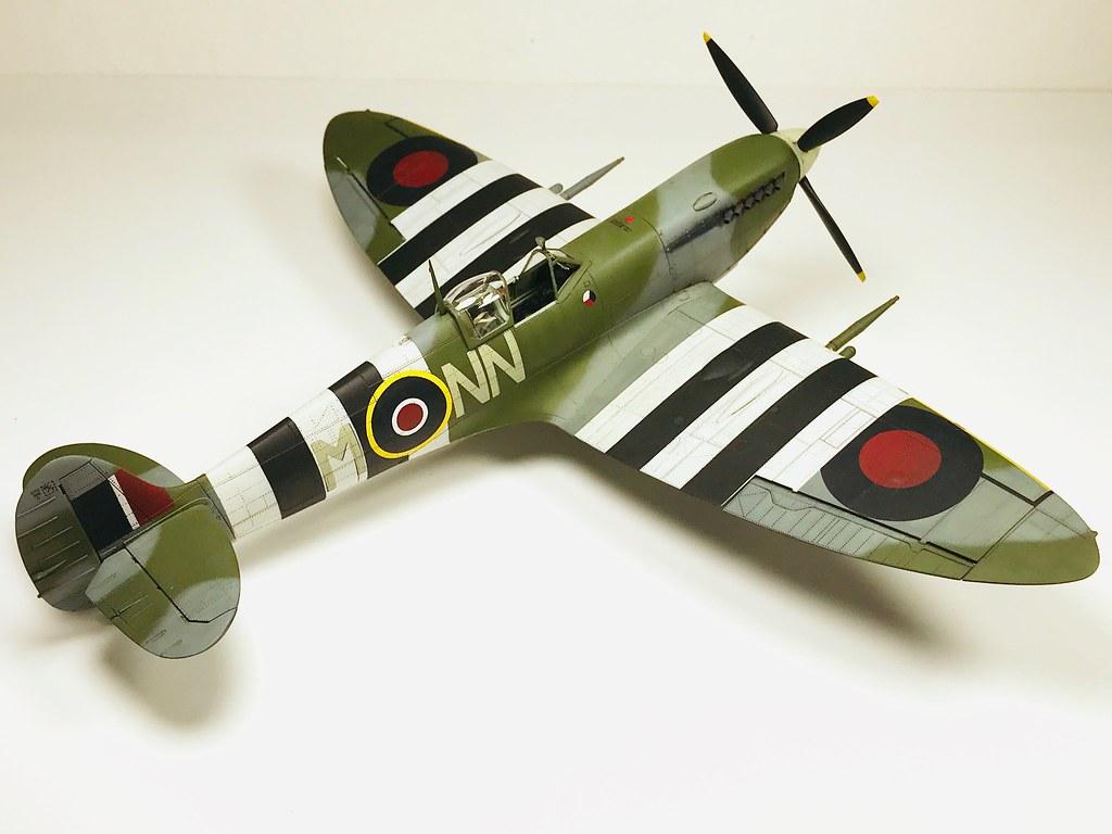 Supermarine Spitfire Mk.IVc 1/32 Revell
