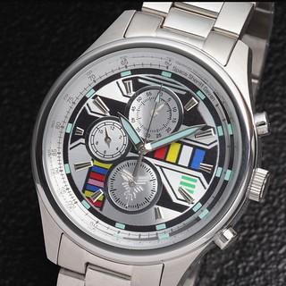 《宇宙刑事卡邦》「宇宙刑事卡邦 蒸著!手錶」!宇宙刑事ギャバン 蒸着!腕時計【Live Action Watch】