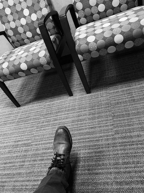 Waiting Room Shoe