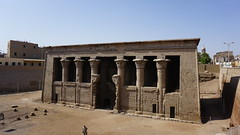 The Temple of Khnum, Esna, Egypt.