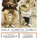 Cartel Sagas del Cante Sala García Lorca Fundación Casa Patas Octubre 2018