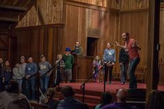 October 6, 2018 - 6:50pm - All-Church Retreat 2018
