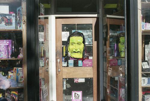 Toy Shop, Slaithwaite, Colne Valley