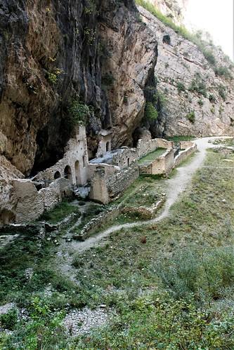 Fara San Martino Abruzzi Italia