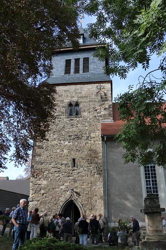 Wansleben am See, Kirche St. Andreas und Stephani