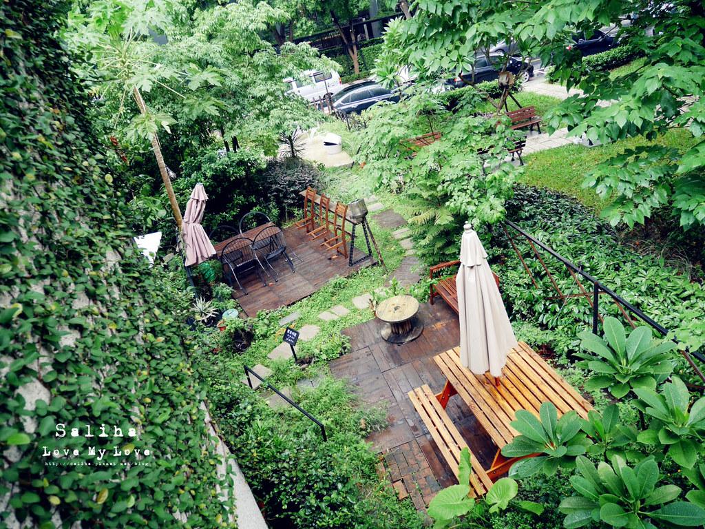 台北捷運大安森林公園站2J CAFE交通咖啡館下午茶午餐 (3)