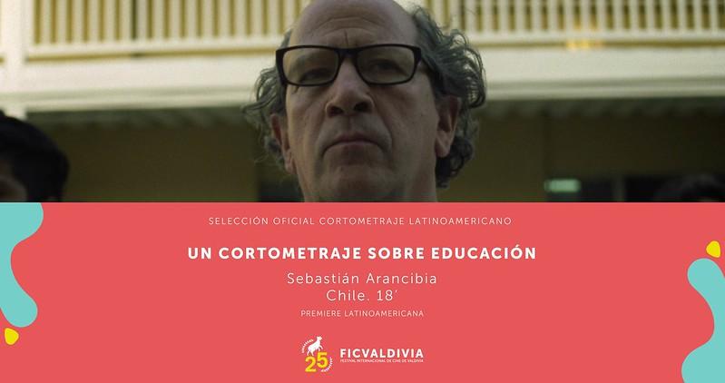 Selección Oficial Cortometraje Latinoamericano