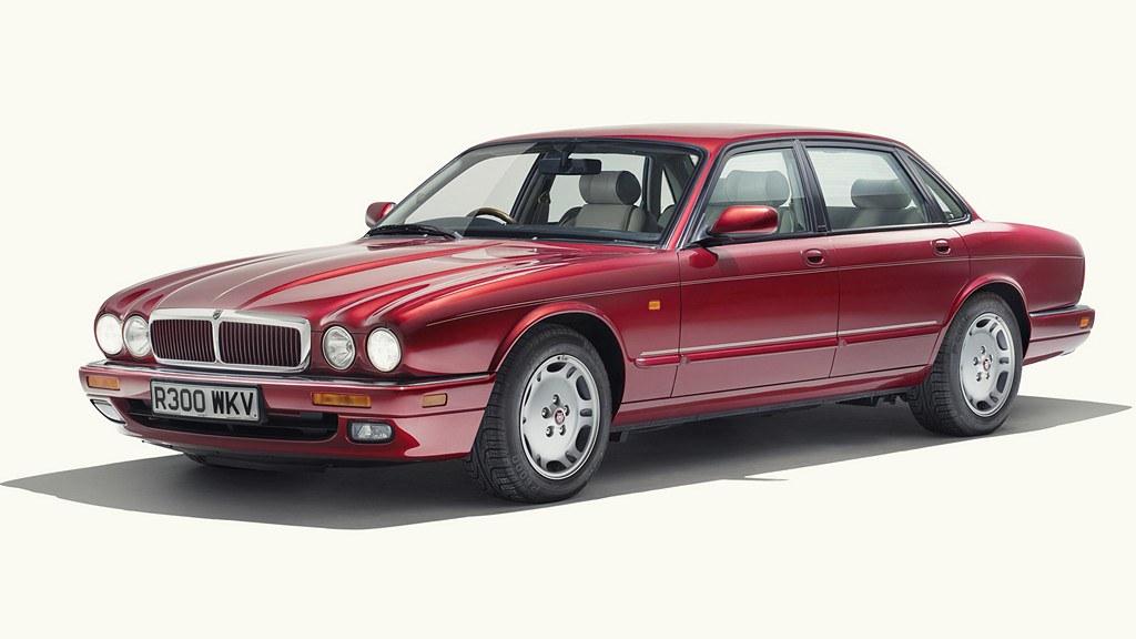 Jaguar XJ X300 (1994)
