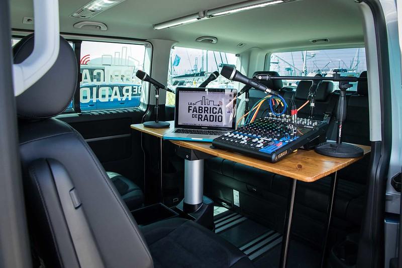 La Fábrica de Radio Con Otro Enfoque