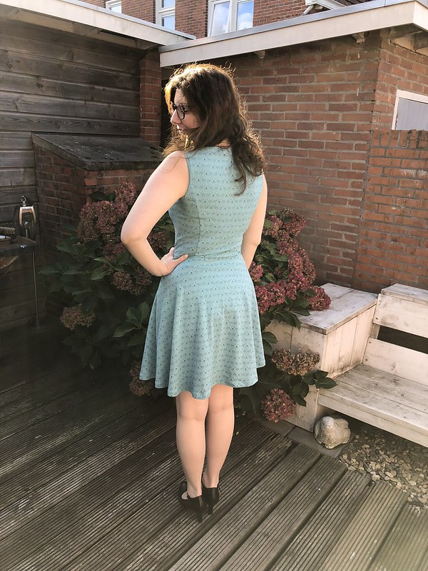 Kitty Zephyr dress