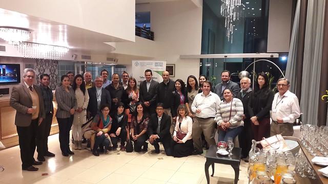 Taller de expertos sobre indicadores de recursos naturales, agroalimentarios y agua de objetivos de desarrollo sostenible para países suramericanos