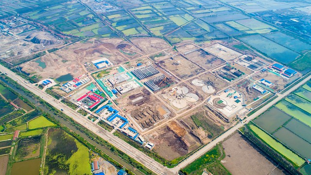 31_AI_Immersive Digital Twins Helps China Shanghai Railway Engineering Establish New Practices to Deliver Sewage Treatment Plant (1)