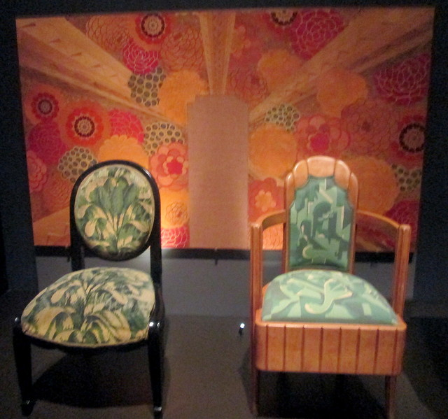 Art Deco Ocean Liner Chairs