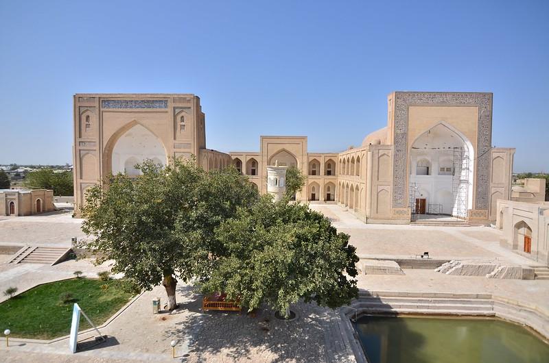 Узбекистан: обязательная программа