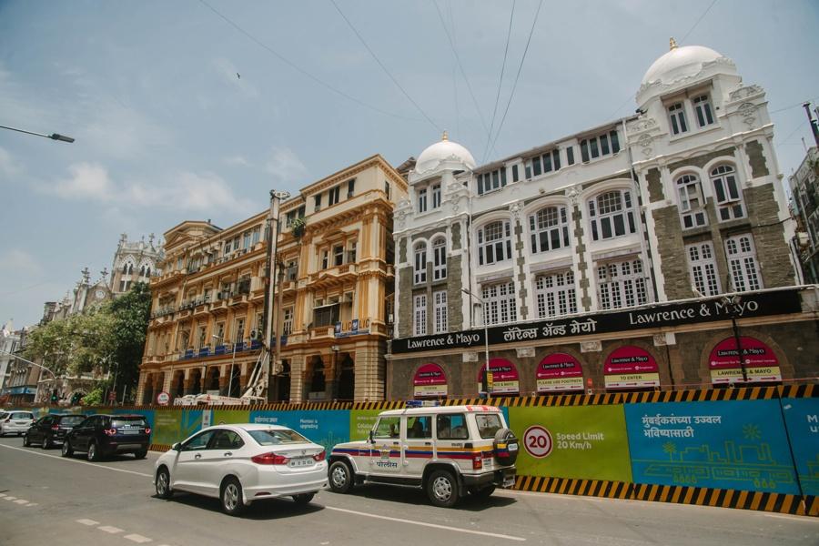Мумбаи фото богатых кварталов