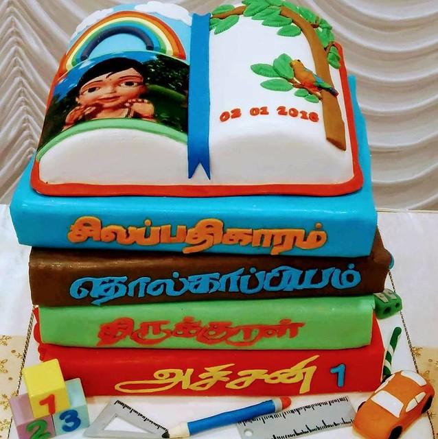 Cake by Vahi Paris Cakes