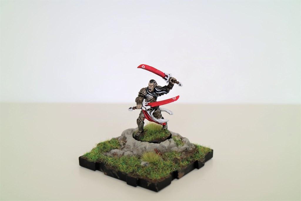 Runewars Miniatures Lord Vorun'thul