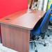 Walnut desk E175