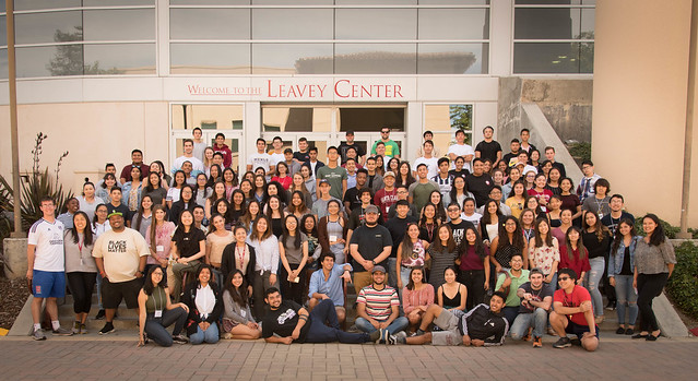 Santa Clara University's LEAD Scholars Program