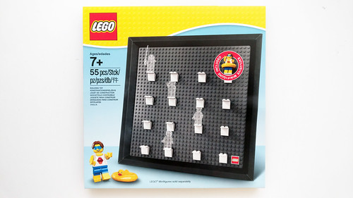 LEGO Minifigure Collector Frame (5005359)